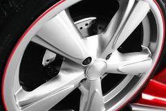 wheel-bands